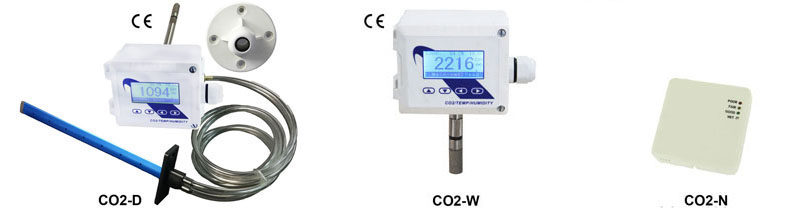 CO2 SensorFamily CE2 wesiteb