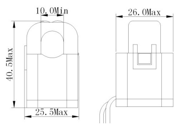 bmw abs control module and wiring diagram split core current sensor, 330mv output - temco controls ltd.
