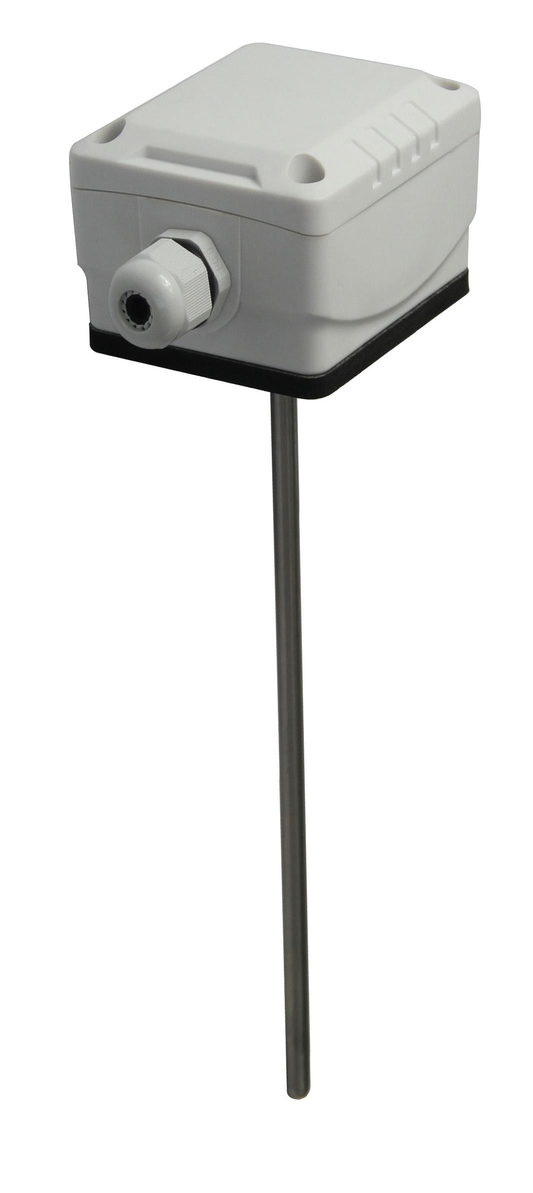 Duct Control Lever : Duct temperature sensor bravo controls