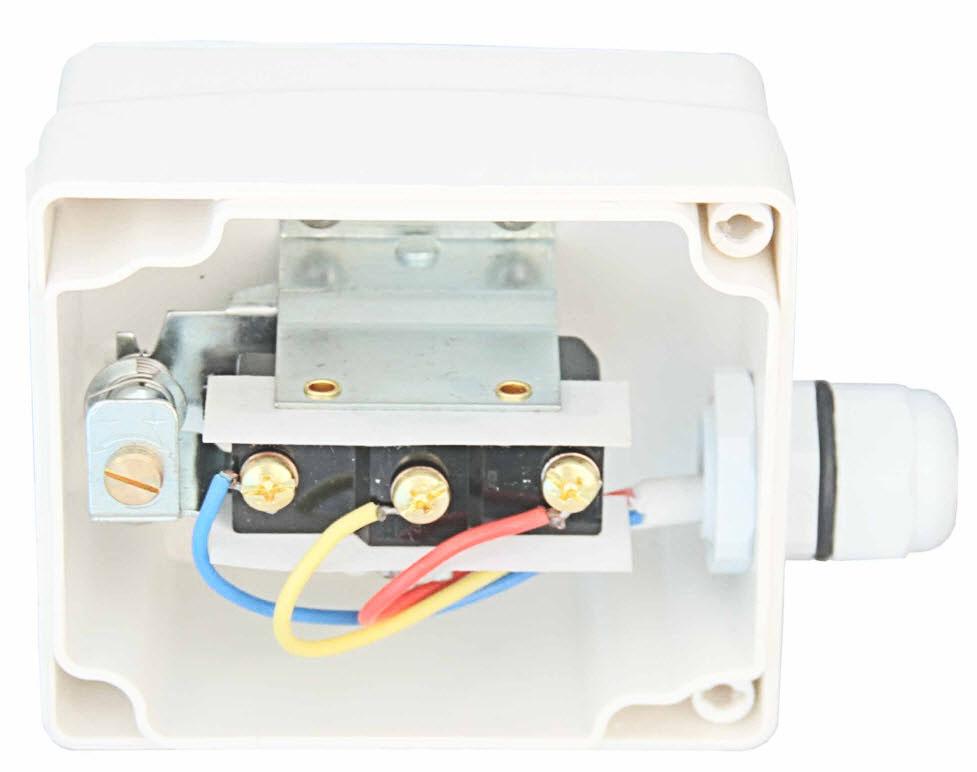Air Flow Switch Bravo Controls