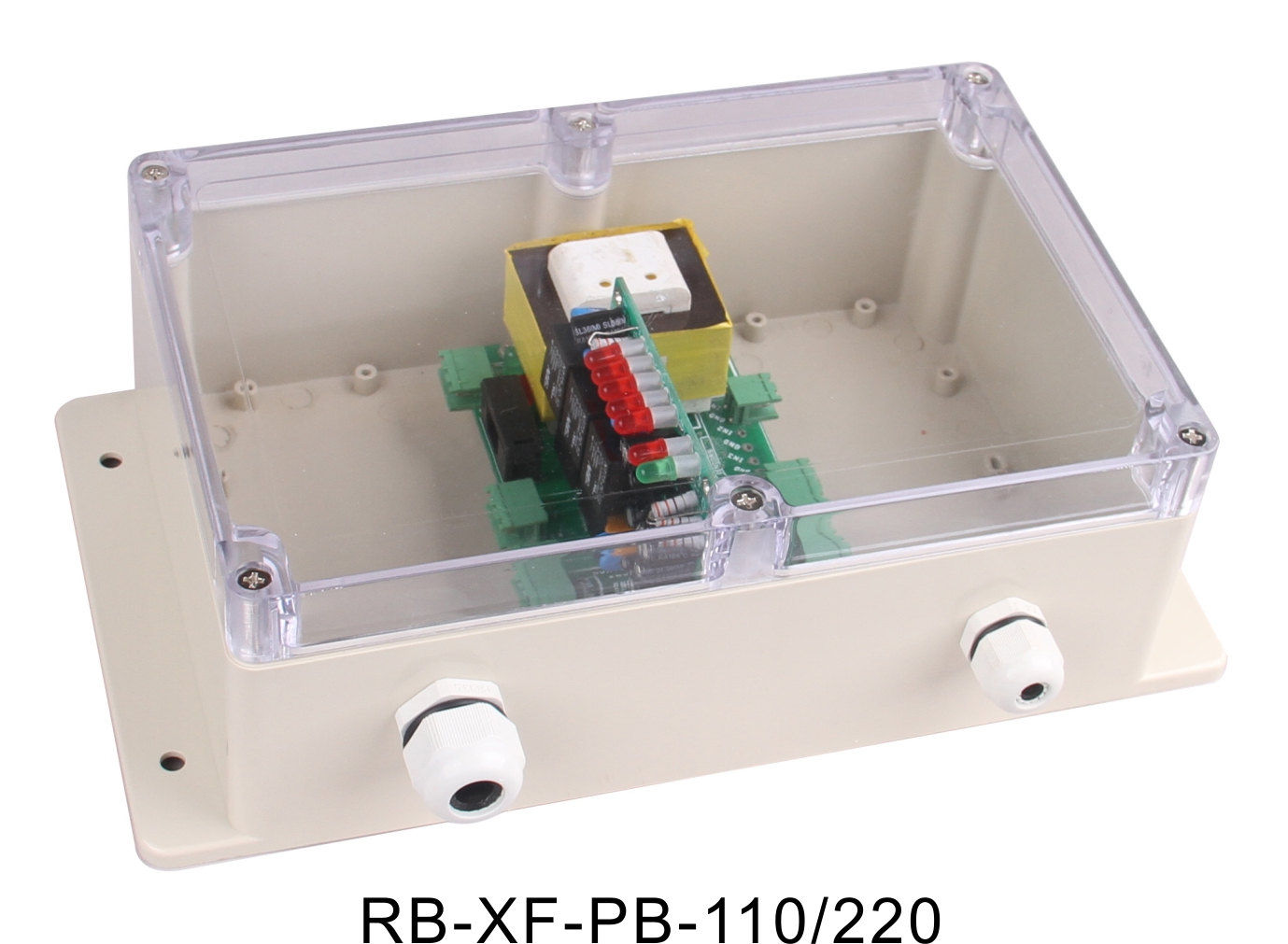 Relay Board And Transformer Bravo Controls Current Price