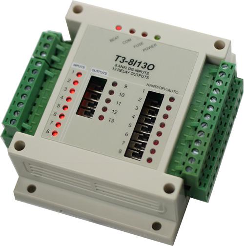T3 Series Modbus I/O Modules