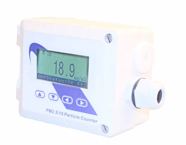 PM2 5/10 Particle Counter